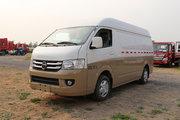 福田商务车 风景G7 2020款 商运版 160马力 2.4L汽油 2座 长轴高顶封闭货车(国六)