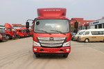福田 欧马可S3系 156马力 5.15米单排厢式载货车(加强型)(BJ5128XXY-A1)图片