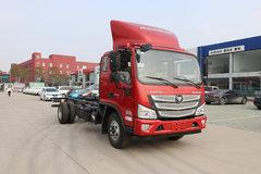 福田 欧马可S3系 160马力 4X2 排半轻卡底盘 卡车图片