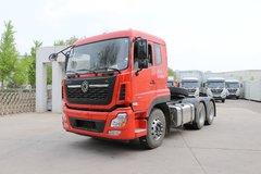 东风商用车 天龙VL重卡 400马力 6X4牵引车(平顶)(国六)(DFH4250A13) 卡车图片