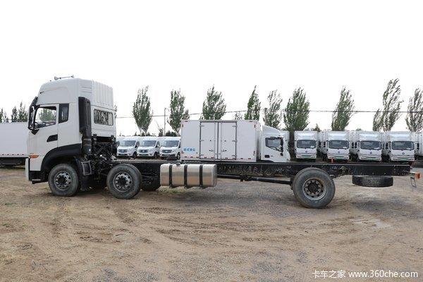 优惠2.0万上海忆鸿东风天龙KL载货促销