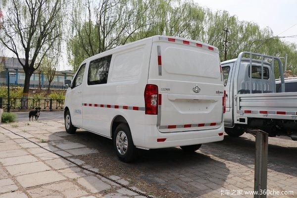 降价促销连云港睿行M60封闭货车5.69万