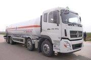 东风商用车 天龙 350马力 8X4 低温液体运输车(五峰牌)(JXY5322GDY)