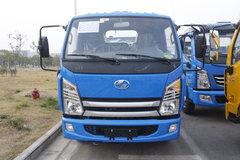 跃进 福运X100-28 102马力 3.65米单排栏板轻卡(SH1042KBDBNZ2) 卡车图片