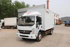 东风 凯普特K6-N 120马力 4.17米单排厢式轻卡(国六)(EQ5042XXY3CDFAC) 卡车图片