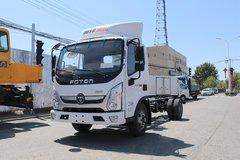福田 奥铃速运 131马力 4.17米单排仓栅式轻卡(国六)(BJ5045CCY9JDA-AB1)