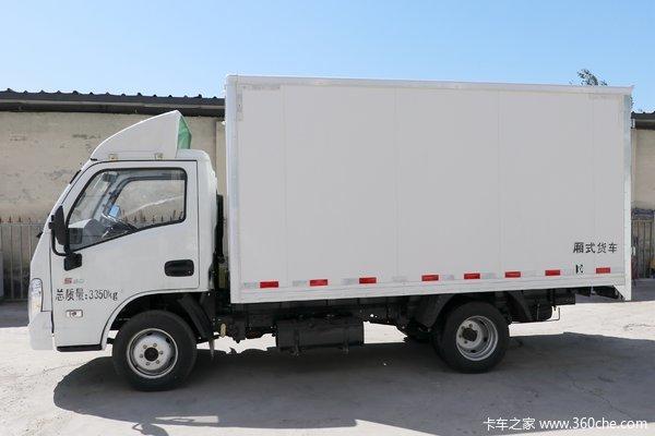 优惠0.3万鄂尔多斯跃进载货车促销中