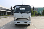 跃进 超运C500-33 156马力 4.17米单排厢式轻卡(SH5042XXYZFDDWZ)
