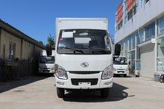 跃进 福运S80 88马力 柴油 4.02米单排厢式微卡(SH5042XXYPEDBNZ) 卡车图片