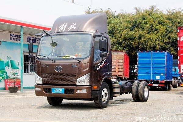 降价促销J6F载货车欢迎大家来电咨询