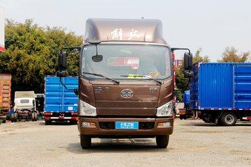 解放 J6F 160马力 4.16米单排厢式轻卡(CA5043XXYP40K46L2E5A84)