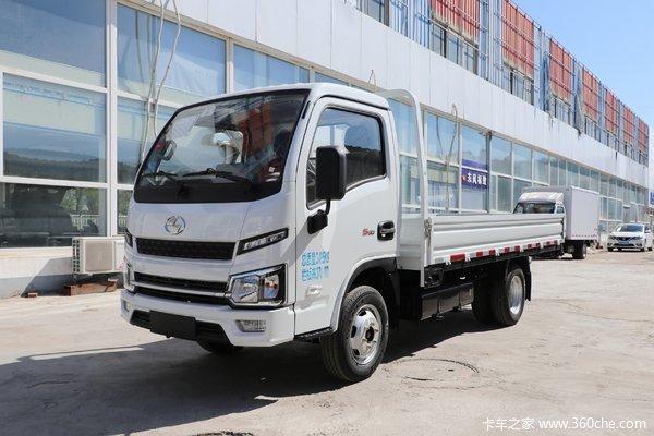 跃进 福运S80 1.9L 95马力 柴油 3.36米单排栏板微卡