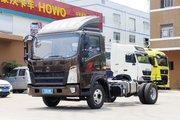 中国重汽HOWO 王系 130马力 4.15米单排厢式轻卡(国六)(ZZ5047XXYH3315F141)