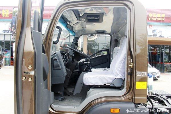 回馈客户徐州恒广重汽王载货仅7.15万