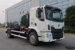 东风柳汽 新乘龙M3 200马力 4X2 车厢可卸式垃圾车(中联牌)(ZLJ5180ZXXLZE5)