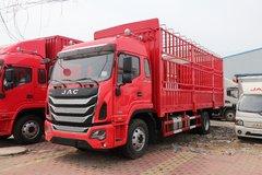江淮 格尔发K6LII中卡 至尊版 220马力 4X2 仓栅式载货车(国六)(HFC5181CCYP3K2A50KS) 卡车图片