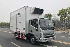 福田 欧马可S1系 156马力 4X2 4.08米冷藏车(顺肇牌)(SZP5041XLCBJ7)