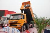 大运 N8重卡 290马力 8X4 6.8米自卸车(轻量化)(3313WD3R)