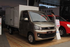一汽吉林 佳宝T80 1.3L 88马力 汽油 单排厢式微卡 卡车图片