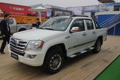 2012款福田 萨普Z5 征服者 2.8L柴油 双排皮卡 卡车图片