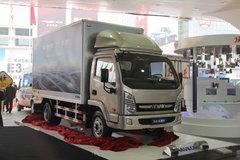 跃进 欧卡K301-33 125马力 4.2米单排厢式轻卡 卡车图片