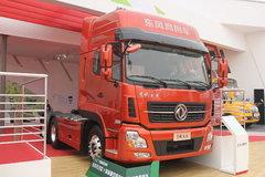 东风商用车 天龙重卡 420马力 6X4牵引车(AMT) 卡车图片