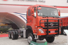 东风商用车 大力神重卡 385马力 6X6特种车(底盘)(DFL1330A1) 卡车图片