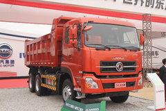 东风商用车 大力神重卡 340马力 6X4 5.6米自卸车(欧五)(DFL3250AW) 卡车图片