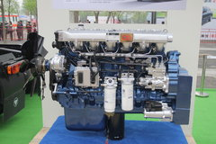 潍柴WP12.375E40 375马力 12L 国四 柴油发动机