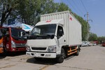 江铃 顺达窄体 116马力 4.21米单排厢式轻卡(JX5044XXYXGQ2)图片