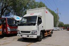 江铃 顺达窄体 116马力 4.21米单排厢式轻卡(京五)(JX5044XXYXGQ2)