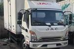 江淮 康铃J6 156马力 4X2 3.77米冷藏车(HFC5043XLCP91K1C2V)图片