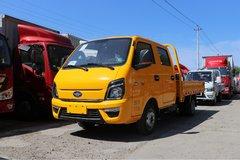 唐骏欧铃 V5系列 129马力 2.51米双排栏板轻卡(国六)(ZB1030VSD5L) 卡车图片