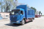 青岛解放 龙V中卡 2.0版 220马力 4X2 6.75米仓栅式载货车(国六)(CA5168CCYPK15L2E6A80)