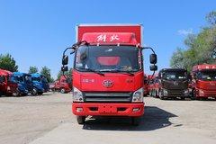 解放 虎VH 180馬力 5.4米排半廂式輕卡(國六)(CA5120XXYP40K46L4E6A84)圖片