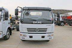 东风 多利卡D7 130马力 4X2 吸污车(程力威牌)(CLW5080GXWD5)