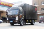 中国重汽HOWO 统帅 160马力 4.15米单排厢式轻卡(ZZ5047XXYC3314E145-2)图片