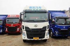 东风柳汽 乘龙H5中卡 270马力 4X2 9.6米厢式载货车(LZ5160XXYM5AB)图片