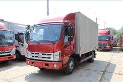 福田 时代H2 115马力 4.1米单排厢式轻卡(BJ5043XXY-J7) 卡车图片