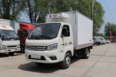 福田 祥菱M1 1.5L 112马力 汽油 3.12米冷藏车(BJ5030XLC-AD)