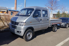 东风途逸 T3(原小霸王W) 1.3L 91马力 2.5米双排栏板小卡(单后轮)(国六)(EQ1031D60Q4) 卡车图片
