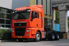 中国重汽 汕德卡SITRAK G7重卡 标运版 460马力 6X4牵引车(ZZ4256V324HE1B)