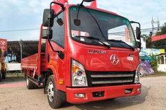 大运 116马力 4.05米单排栏板小卡(CGC1048HDC33E) 卡车图片