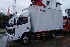 东风 福瑞卡F6 131马力 4.2米单排厢式轻卡(EQ5043XXY8GDFAC) 卡车图片