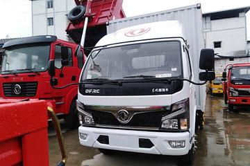 东风 福瑞卡F6 150马力 4.17米单排厢式轻卡(国六)(EQ5043XXY8CD2AC)