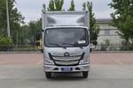 福田 欧马可S1系 150马力 3.8米排半厢式轻卡(采埃孚6挡)(BJ5048XXY-FE)图片