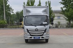福田 欧马可S1系 131马力 4.14米单排厢式轻卡(国六)(BJ5048XXY-F3)