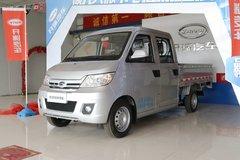 开瑞 优劲 实用型 1.5L 116马力 汽油 2.5米双排栏板微卡(国六)(SQR1024H10) 卡车图片