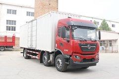 东风商用车 天锦KR中卡 292马力 6X2 9.8米厢式载货车(DFH5250XXYE2)