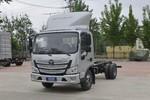 福田 欧马可S1系 150马力 4.14米单排厢式轻卡(BJ5048XXY-FH)图片